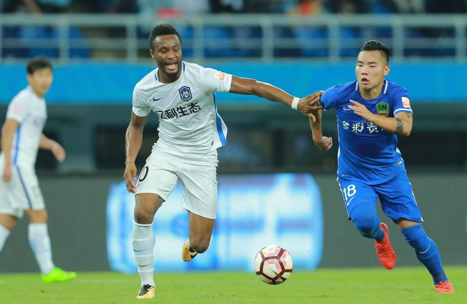 ​China: Mikel Eager For Oscar Reunion, Ighalo Seeks To End Goal Drought