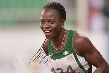 Gold Coast 2018: Nigeria's Amusan On Threshold Of History