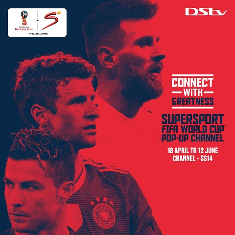 Kick Back With FIFA World Cup™ Classics On SuperSport