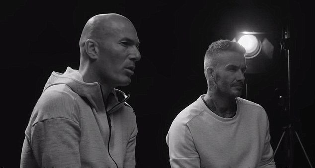Beckham Begs Real Coach Zidane: Please Beat Liverpool In UCL Final
