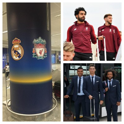 CHAMPIONS LEAGUE FINAL IN NUMBERS: Fun Stats About Liverpool, Madrid Ahead Of Kiev Showdown