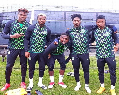 Lawal: Super Eagles World Cup Debutantes Will Be Highly Motivated In Russia