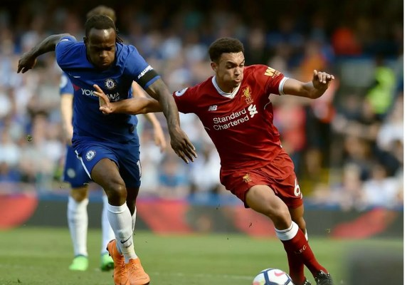 """Excellent"" Moses Rated High In Chelsea Win Over Liverpool"