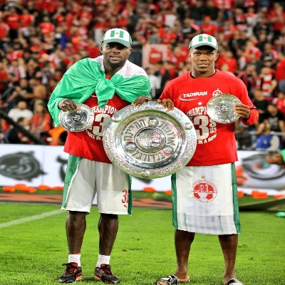 Ogu Delighted With Hapoel Beer-Sheva's Third Straight Israeli Title