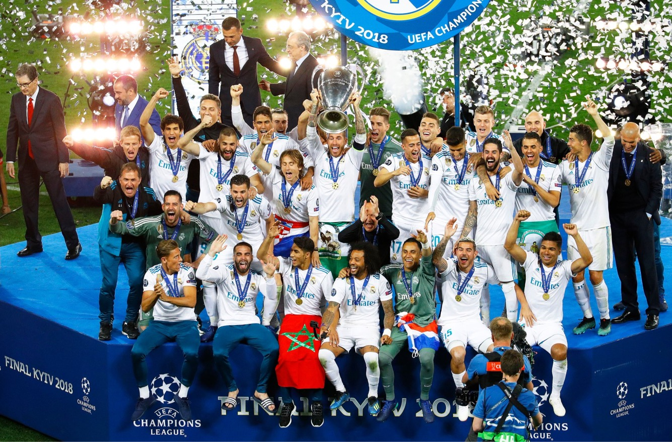 Modric: Real Madrid Have Built Champions League Dynasty