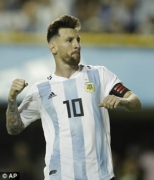 Messi: Argentina Not World Cup Title Favourites, But We're Very Good