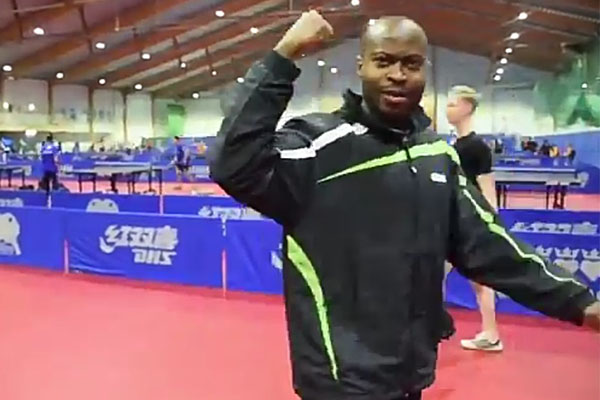 Liebherr 2018: Nigeria's Table Tennis Team Pip Bulgaria, Tops Men's Division 2 Group F