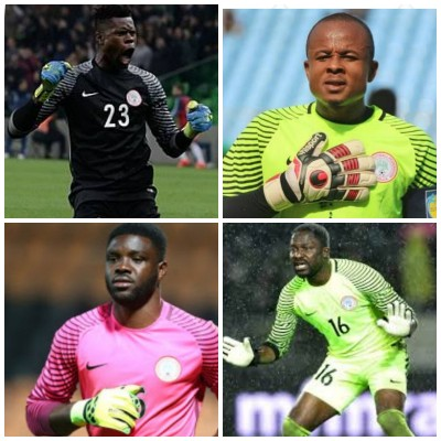 Alloy: We Will Select Super Eagles World Cup  Goalkeepers On Merit