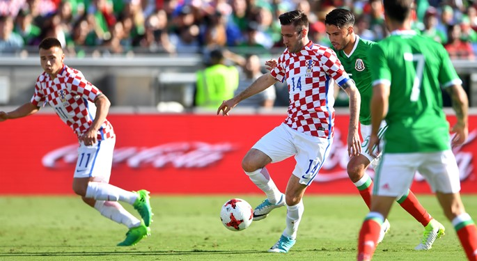 Croatia Coach Dalic Names Modric, Rakitic, Mandzukic, Perisic In Final World Cup Squad
