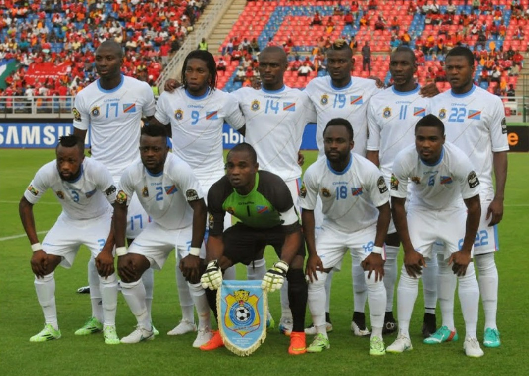 DR Congo Arrive In Port Harcourt Today Ahead Monday's Friendly Vs Super Eagles