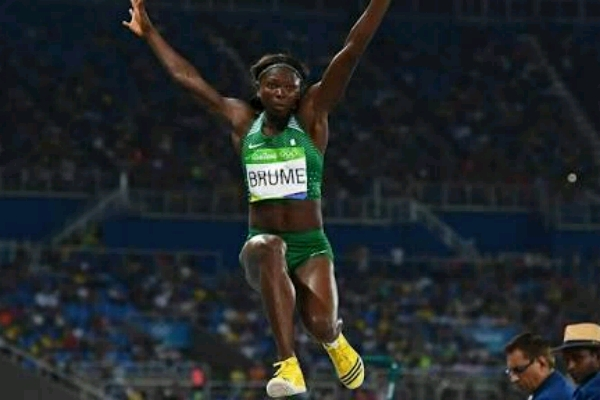 Ex-Commonwealth Queen Brume Set To Make Diamond League Debut In Laussane Today