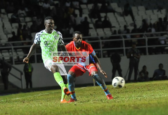Ndukwe Chukwu: Eagles Were Poor 'Playing Safe' Vs Dr Congo: Mikel Will Stabilize Team