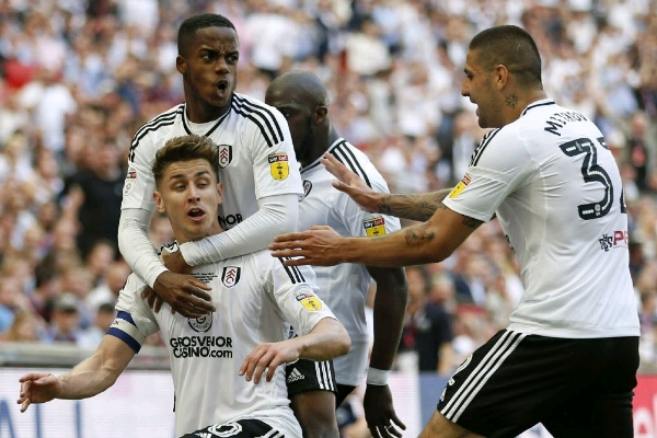 Fulham Edge Out Terry's Villa To Gain EPL Promotion