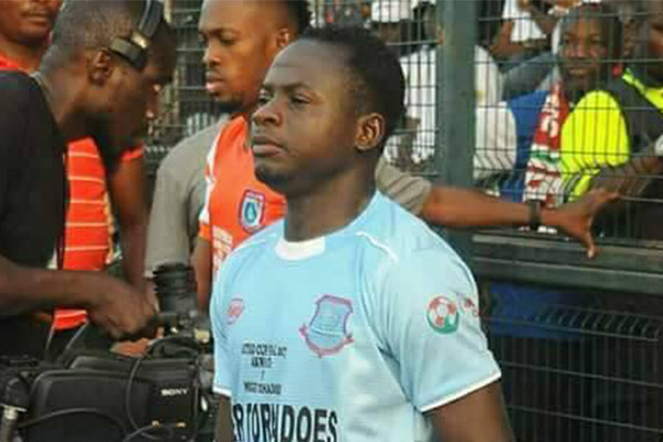 TRAGIC! Niger Tornadoes Defender Hussaini Isah Dies In Accident
