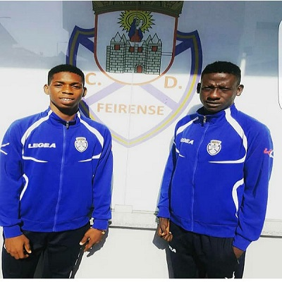 Remo Stars Duo Join Portuguese Club CD Feirense
