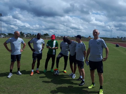 Pre-World Cup Camp: Austrian Embassy Deny Super Eagles Officials Visas