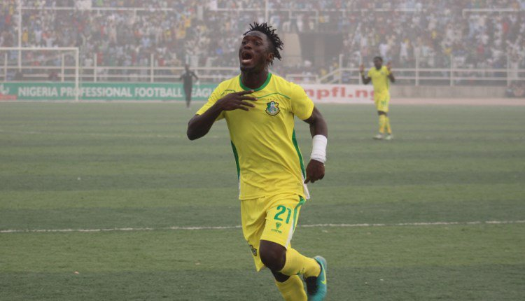 NPFL Hotshot Lokosa Excluded From World Cup Provisional Squad, Set For Montpellier Trials