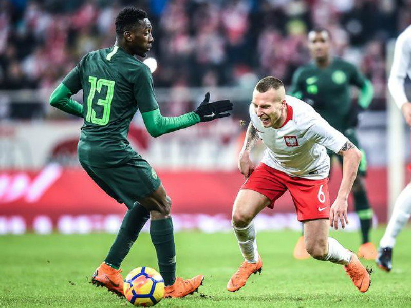 Ndidi: Super Eagles Can't Focus On Only Messi, We're In Toughest Group