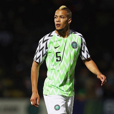 Troost-Ekong: Super Eagles Won't Tolerate Racism In Russia, I'm Eager To Battle Kane