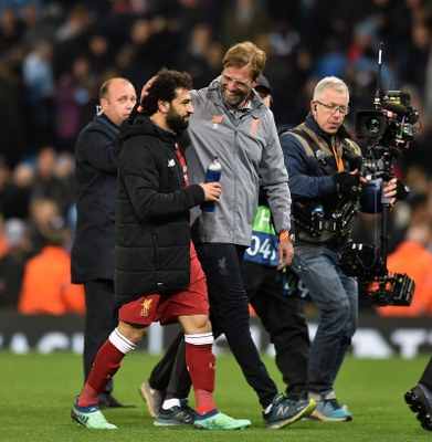 Klopp Dreams Champions League Final, Praises Salah