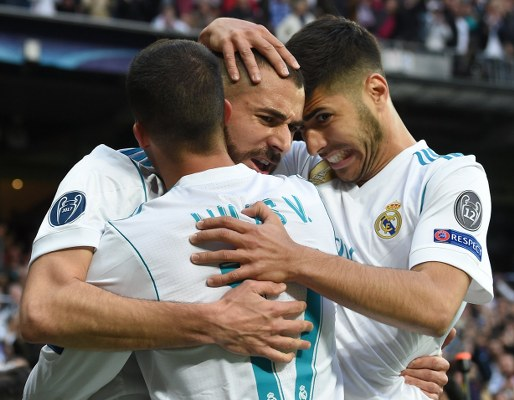 Benzema Fires Real Madrid Past Bayern Into Third Straight UCL Final