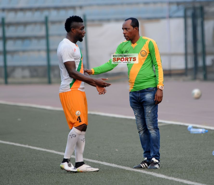 Go Round Coach Elechi Gets 'Earn '7 Points From 3 Games Ultimatum' Or Get Out