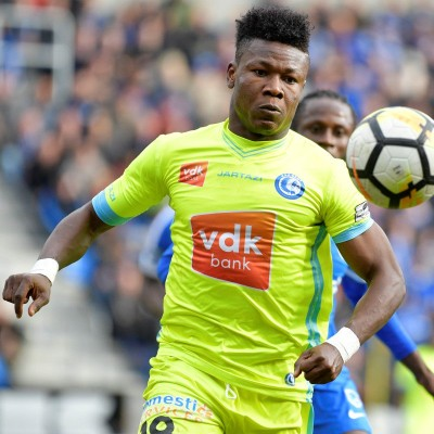 Agent Denies Purported Monaco Bid For Gent Winger Kalu