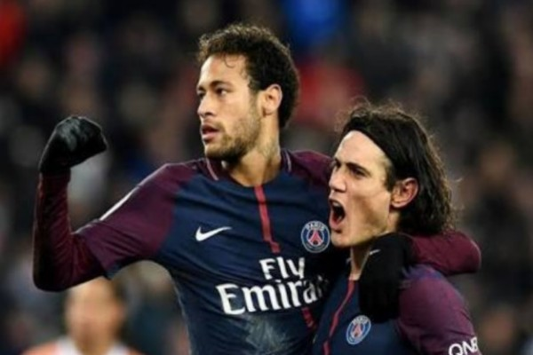 Cavani: I Have Resolved My Differences With Neymar