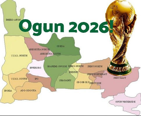 Odegbami: Ogun State, Politics And The 2026 World Cup!