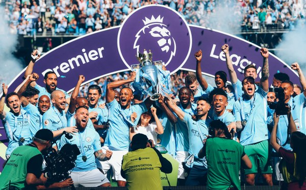 EPL Money League: Man United Top Table Over Man City