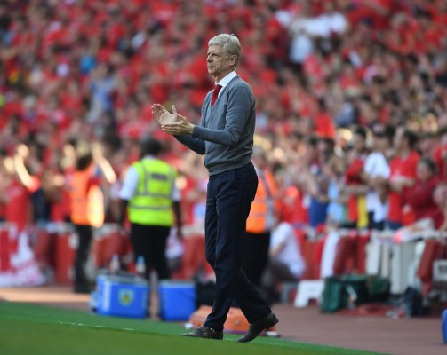 Wenger: Thank You, Arsenal Fans, I'll Miss You