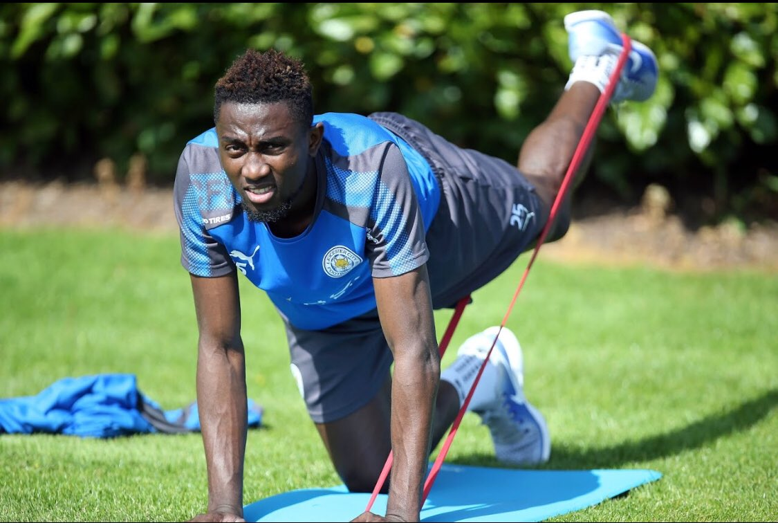 Ndidi Hints His Recovery From Injury On Course, Eagles Doctor Also Upbeat