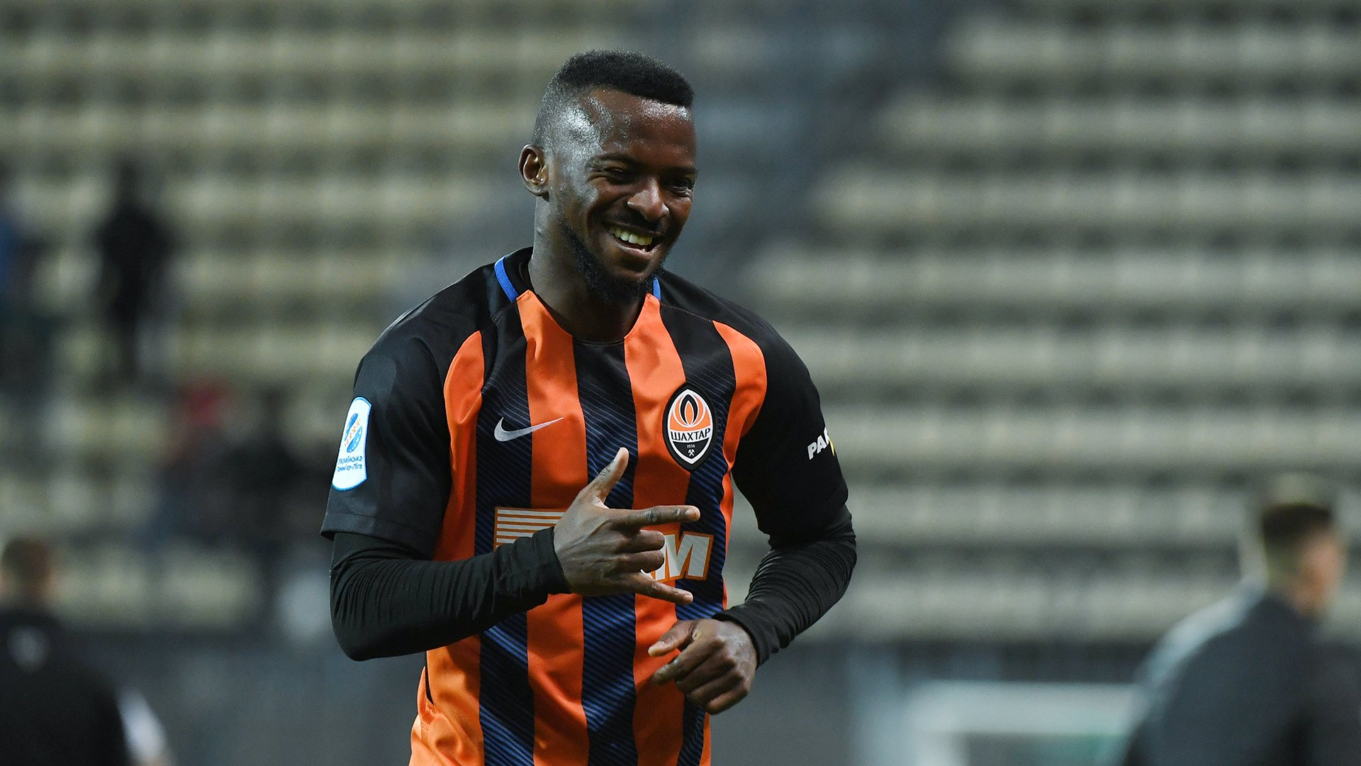 Kayode Eyes Ukrainian Cup Title With Shakhtar Donetsk