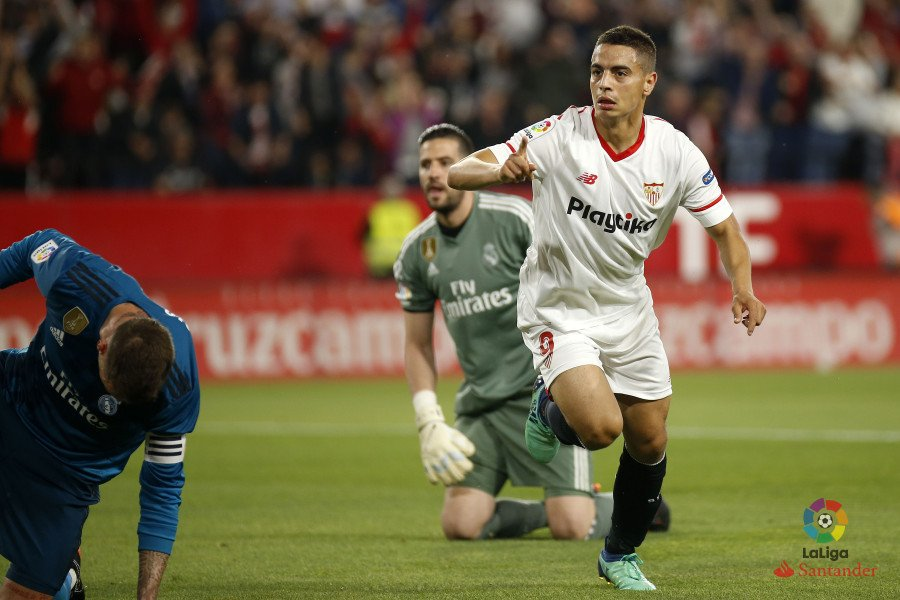 Ramos Misses Penalty As Sevilla Edge Out Ronaldo-less Madrid