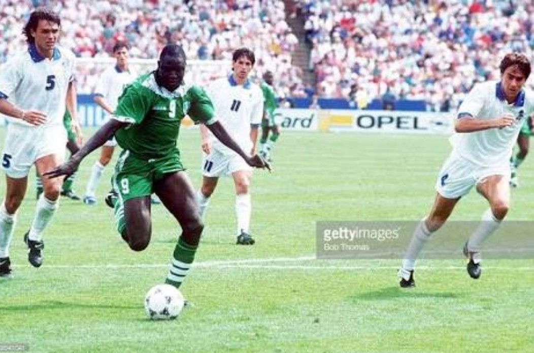 5 Forgettable Super Eagles' World Cup Games