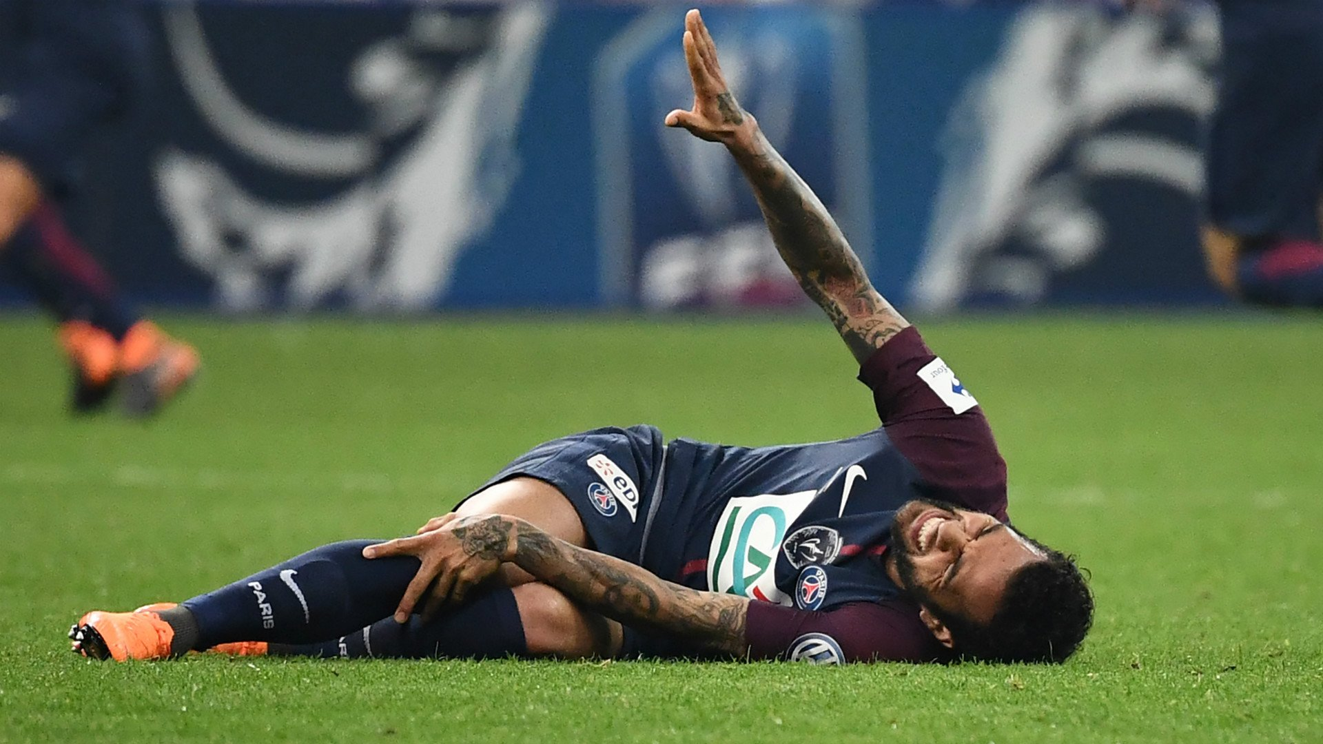Brazil Dealt World Cup Blow As Injured Alves Is Ruled Out