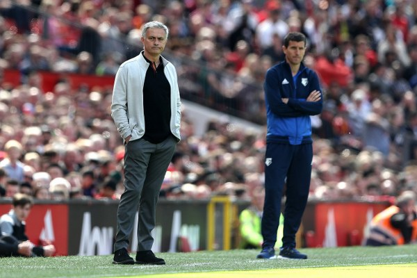 Mourinho Not Sure Of Martial, Lukaku For FA Cup Final; Won't Replace Faria