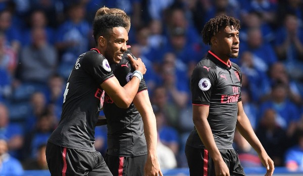 "Iwobi ""Emotional"" As Arsenal Send Wenger Off With Huddersfield Win"