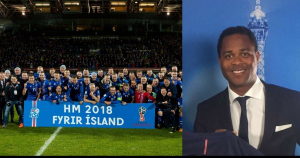 Kluivert: Great Team Play Will Make Iceland Tough Opponent In Russia
