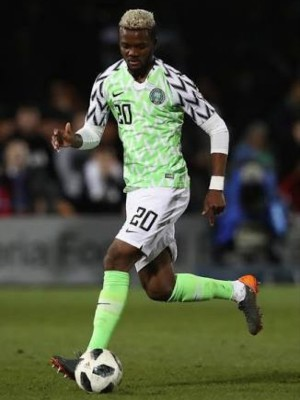 Awaziem: Making 30-Man Eagles List My Chance To Work Harder,  Make Final W/Cup Squad