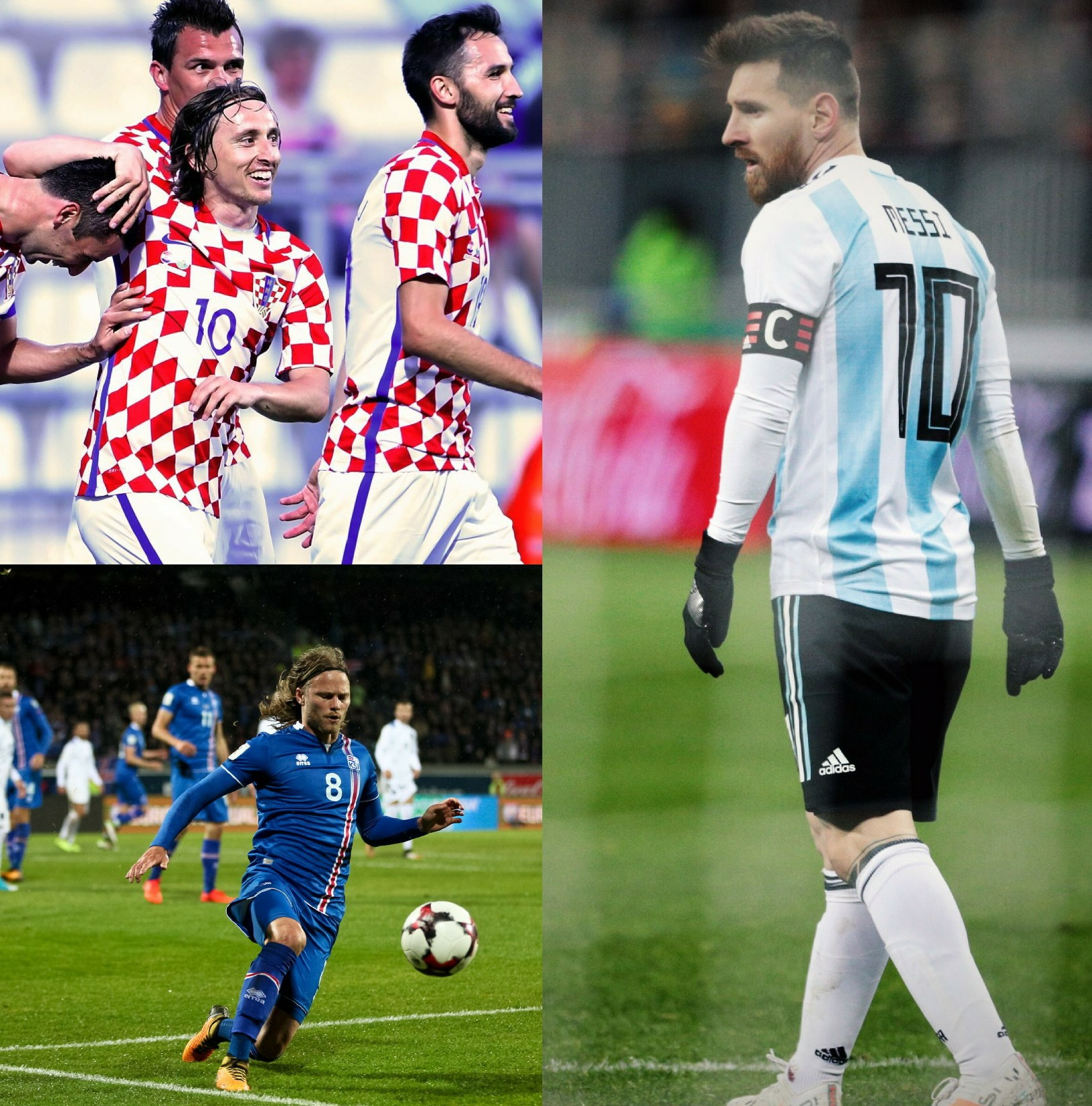 Oliseh: Eagles Must Be Ready For Dynamic Croatia, Combative Iceland, Messi-Inspired Argentina