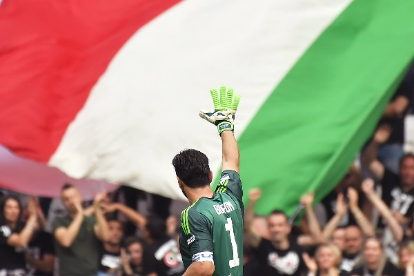 Emotional Buffon Ends Juventus Career On  A High