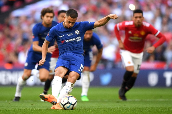 Moses Shines, Wins First FA Cup As Hazard Fires Chelsea To Glory