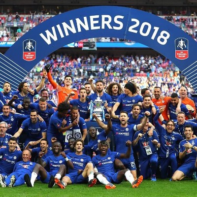 Alloy Hails Moses, Hopes Chelsea Star Repeats FA Cup Success With Super Eagles