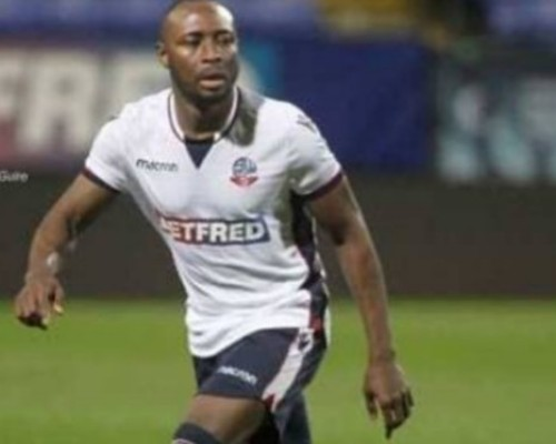 Bolton Release Chinedu Obasi After Just Two Months