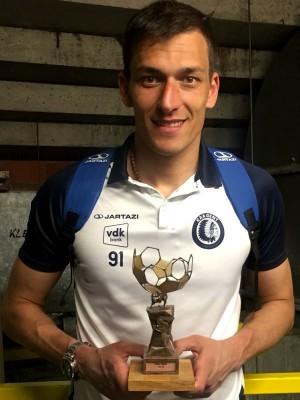Croatia Keeper Kalinic Wins Clean Sheets Award In Belgian League