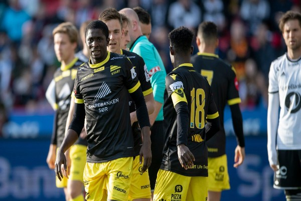 Norway: Aremu, Chima Score As Molde Beat IK Start