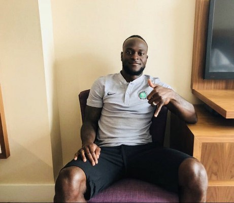 "Moses Happy To Join Super Eagles ""Boys"" In London Camp"