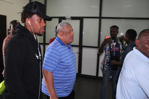 Iwobi Joins Onazi, Aina, Ekong In Uyo, Eagles To Train At 5pm