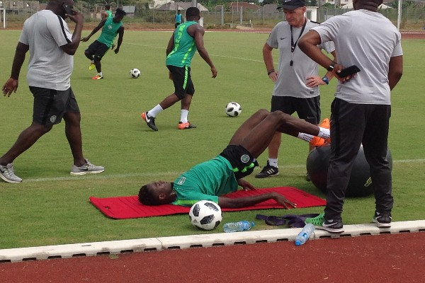 Revealed: Why Ndidi Trains Alone In Super Eagles Camp